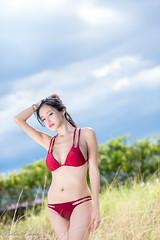 DSC_2544 (Robin Huang 35) Tags: 艾葳 avril 失落的莊園 泳裝 比基尼 bikini sexy 人像 portrait lady girl nikon d810