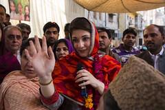 Pak PM's Daughter Cuts Down on Social Media Activity (jansonchua) Tags: world news lahore punjab pakistan