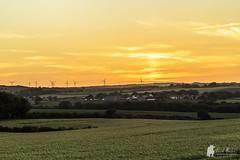 Sunset (Morty1884) Tags: 6d sunset canon fields fire landscape sky