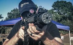 IMG_2114.jpg (gmartell69) Tags: iphoneography firearm rifle sbr 556 suppressor compressor ar15 ar tactical spikes