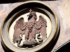 Águia & Dragão (Sereiazinha Si) Tags: águia eagle bird ave florença dragão dragon flordelis toscana itália arquitetura historia history símbolo poder power italy