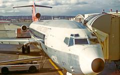 Northwest Orient Boeing 727 (craigsanders429) Tags: aircraft washingtonnationalairport jets jetliners jet jetliner 727 boeing727 airports airlines airliners airplanes aviation northwestorientairlines
