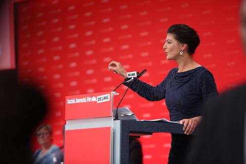 Sahra Wagenknecht - Rede auf dem Bundesparteitag DIE LINKE