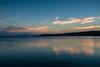 Lake Taupo at twilight #1 (chrisveale) Tags: laketaupo refelections taupo waikato newzealand nz