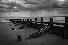 Oh i do like to be beside the seaside (Explored 4/6/17 ) (theclashcityrocker) Tags: portobello beach scotland edinburgh seaside coastaltown fuji fujixt2 acros fujinon blackandwhite