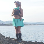 Shooting Lulu - Yuri Kuma Arashi - La Badine - Presqu'île de Giens -2017-05-30- P2090389 thumbnail