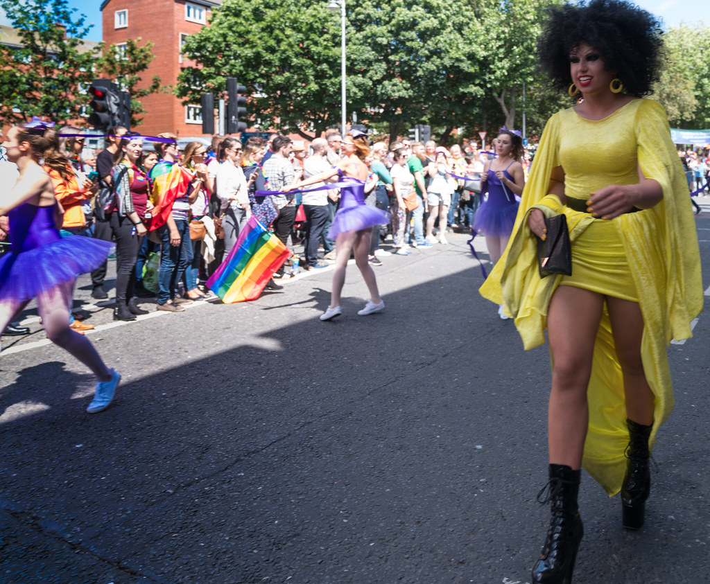 LGBTQ+ PRIDE PARADE 2017 [ON THE WAY FROM STEPHENS GREEN TO SMITHFIELD]-130063