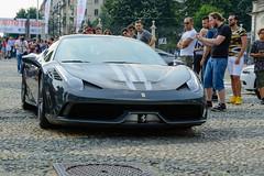 Ferrari 458 Speciale (Front) (an4cron) Tags: auto 2017 motor speciale car ferrari 458 torino parcodelvalentino salone concept show