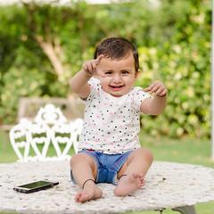 DSC_8203 (Puneet_Dembla) Tags: dembla puneet kid kids girl little 1 yr old 1yr year first birthday portraits cute baby