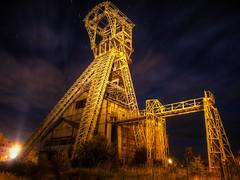 Abandoned Coal Mine (Skylark92) Tags: belgie kolen mijn coal mine koolmijn abandoned urbex hdr belgium steenkoolmijn verlaten vergaan vervallen fabriek complex steenkool machines machinerie abando urban exploring factory decay vandalized
