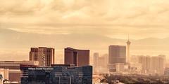 Las Vegas Hotels just before the Rain 3