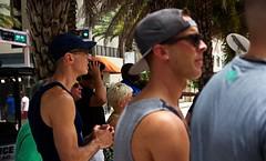 Caps at event (LarryJay99 ) Tags: men male man guy guys dude dudes hotdudes handsome attractivestuds studs gaymen pulseevent2017 westpalmbeach florida people street candid unsuspecting city unaware caps glasses sunglasses hairy hairyarms peekingpits peekingnipples