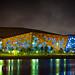 Kuwait City at Night - Kuwait Opera House