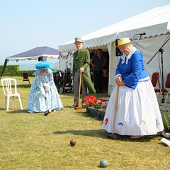 FUNK9223 (Graham Ó Síodhacháin) Tags: broadstairsdickensfestival 2017 croquet victorian dickensian charlesdickens