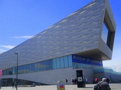 Museo de Liverpool (mnovela2293) Tags: rio mersey liverpool iglaterramuseo diseño de 3xn