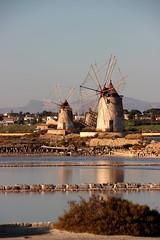 Saline di Marsala (stgio) Tags: saline marsala riservanaturale sicilia landscape muliniavento trapani riflessi reflection paesaggio