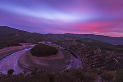 Sequía / Drought (Julieta Portel) Tags: meandromelero extremadura meandro río sequía drought landscape sunset colours exposure