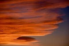 CIELOS DE CAMBIOS   ( EXPLORE ) (marthinotf) Tags: cielo cielos cambio labellezadelcielo ultimahorasdelatarde anochecer nubes ermita lagunadeduero losultimospajarosdelatardecer
