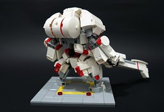 sd beta lancer02 (chubbybots) Tags: lego mech messymaru
