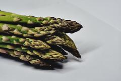 Asparagus (Budoka Photography) Tags: macro appetizing vegetables 7dwf crazytuesdaytheme contaxsplanar60mmf28