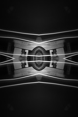 BNW Projector II (jgesq) Tags: lightpainting light abstract wiccan spell magick sigil dieselpunk strange weird fineartphotograaphy fine art