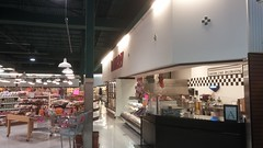 Bake Shack (it's as hot as an oven!) (Retail Retell) Tags: superlo foods grocery store southaven ms desoto county retail former schnucks albertsons seessels corrugated metal decor interior seesselsbyalbertsons