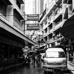 V street (franleru1) Tags: 1x1 bangkok thailand thailande blackandwhite city monochrome noiretblanc photoderue streetphotography urbain ville
