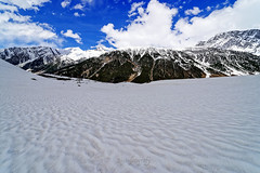 Snow 34 ... (Bijanfotografy) Tags: nikon nikond800 zeiss zeiss15mm zeissdistagon15mm28 sonamarg snow jammukashmir jk kashmir mountainside landscape