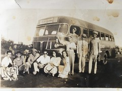 Joyas Fotograficas de la decada de los 50's (Guayabal) Tags: cooperativa de omnibus aliados güines melena del sur ruta 56 mayabeque