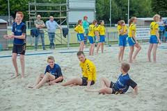 "Beachhandbal Toernooi Winterswijk 2017 • <a style=""font-size:0.8em;"" href=""http://www.flickr.com/photos/131428557@N02/35432858181/"" target=""_blank"">View on Flickr</a>"
