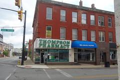 Thompson Pharmacy on 12th Street (YouTuber) Tags: thompsonpharmacy altoona pennsylvania 12thstreet 12thavenue