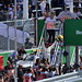 Lewis Hamilton equals Ayrton Senna's pole position record