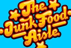 The Junk Food Aisle (Filip Komorowski) Tags: typography logotype filip sweet candy script vintage chrome vector color light bright