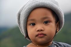 Portrait Philippines_7221 (ichauvel) Tags: portrait portraiture petitefille littlegirl visage face expression exterieur outside philippines asie asia asiedusudest southeastasia voyage travel sagada nikond7100