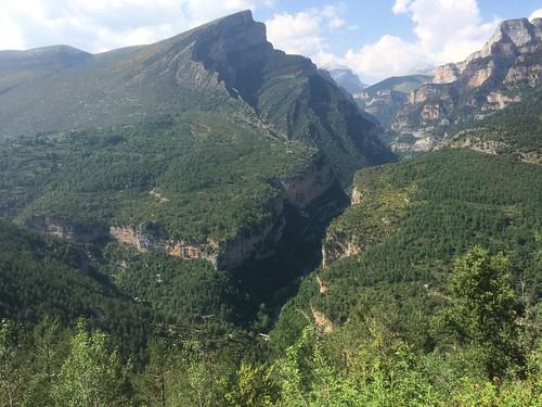 2017-06 Picos en Pyreneeën deel van Parque Nacional de Ordesa y Monte Perdido