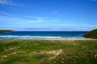 West Strathy Beach