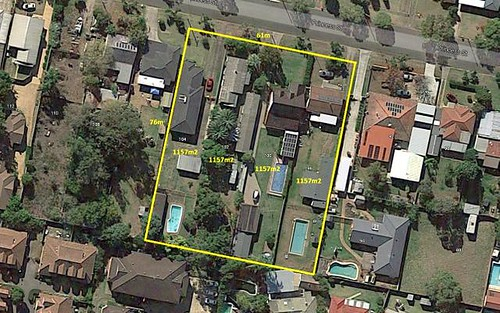 96 -104 Princess Street. ALL SOLD !, Werrington NSW