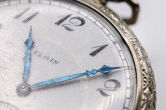 Time...how short [macro monday - broken] (repete7) Tags: macro focusstacked macromondaysbroken watch canon canon100mmmacro canon100mmf28lmacro