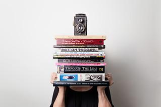 The schooled photographer...