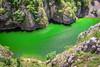 Le Gole del Sagittario (ROSSANA76 Getty Images Contributor) Tags: gole sagittario scanno anversa abruzzo italia acqua canyon natura paesaggio parco naturale verde relax turismo lago san domenico eremo riva fiume villalago