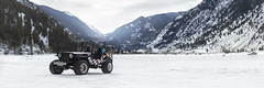 Purpose-Built Ice Racing Willy's Jeep (Desert-Motors Automotive Photography) Tags: iceracing colorado ice racing frozenlake lake jeep willys v8 viacorsa viacorsamagazine