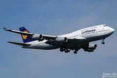 Lufthansa --- Boeing 747-400 --- D-ABVT (Drinu C) Tags: adrianciliaphotography sony dsc rx10iii rx10 mk3 fra eddf plane aircraft aviation lufthansa boeing 747400 dabvt 747