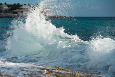 Caribbean Wave (Ben_Senior) Tags: sintmaarten saintmartin caribbean dutchwestindies caribbeansea water blue dutchcaribbean sky aqua waves wave landscape seascape cloud clouds nikond7100 nikon d7100 bensenior travel tourist tourism tropical tropics