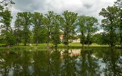 lake & castle - Lužnica (04) (Vlado Ferenčić) Tags: lakes lužnica castles castlelužnica zaprešić hrvatska vladoferencic croatia vladimirferencic nikond600 nikkor173528