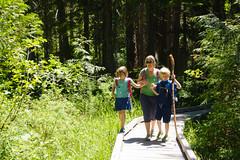 trillium lake family hike (dolanh) Tags: hiking mthoodwilderness lucas oregon renee zooey trilliumlake