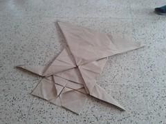 Horse - Hideo Komatsu (javier vivanco origami) Tags: hideo komatsu horse javier vivanco origami ica peru facultad de medicina veterinaria y zootecnia unica universidad san luis gonzaga