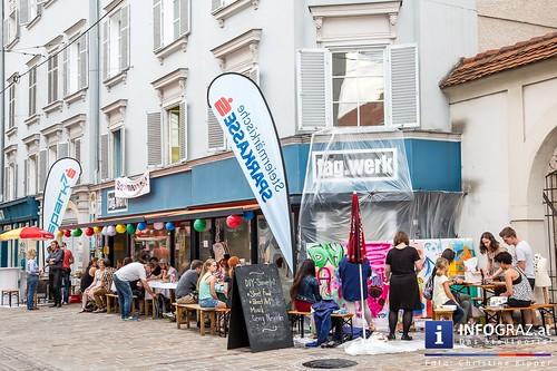 DIY-Sommerfest IM und VORM tag.werk
