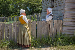 A1003238 (sswee38823) Tags: plimothplantation pilgrim pilgrims 17centuryreenactment 17thcentury women woman outside outdoor outdoors costume reenactment plymouth plymouthma plymouthplantation museum live newengland leica leicam leicacamera m10 leicam10 summiluxm11435asph summilux35 leicasummiluxm35mmf14asphfle leicasummilux35 summilux 35mm 35 f14 people photography photograph photo seansweeney