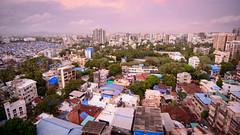 Mumbai cityscape