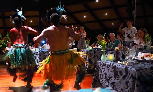 The dance, Aitutaki (05/11)